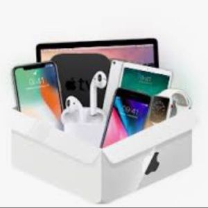 APPLE BOX *values over $3000!!